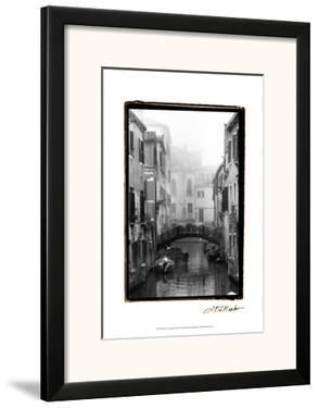 Waterways of Venice II by Laura Denardo