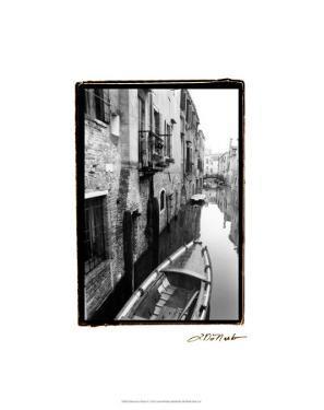 Waterways of Venice V by Laura Denardo