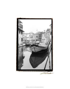 Waterways of Venice VIII by Laura Denardo