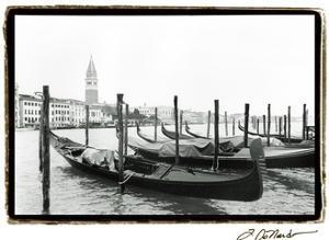 Waterways of Venice XV by Laura Denardo