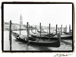 Waterways of Venice XV by Laura Denardo