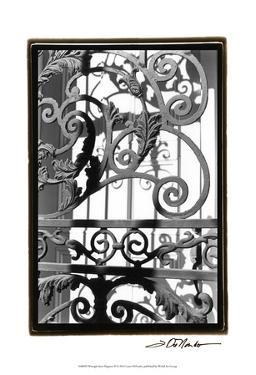 Wrought Iron Elegance II by Laura Denardo