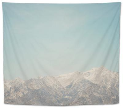 Mountain Tops by Laura Evans