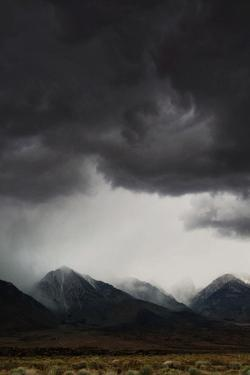 Storm Clouds by Laura Evans