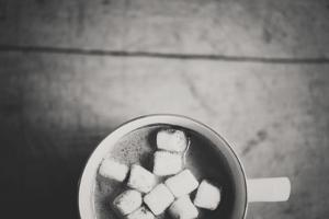 With Marshmellows ... by Laura Evans