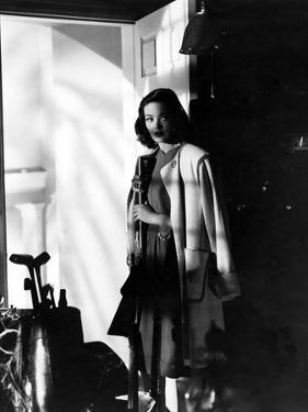 Laura, Gene Tierney, 1944
