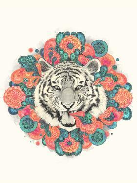 Bengal Mandala by Laura Graves