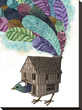 Bird House Revisited by Laura Graves