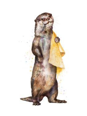 Otter by Laura Graves