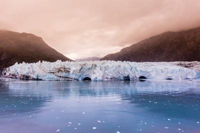Marjorie Glacier in Glacier Bay National Park, Alaska, United States of America, North America by Laura Grier