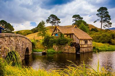 The Mill, Hobbiton, North Island, New Zealand, Pacific by Laura Grier