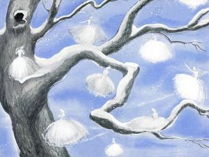 Frost Fairies - Jack & Jill by Laura Jean Allen