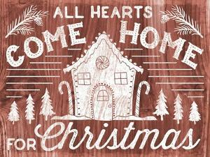 Rustic Holiday IV by Laura Marshall