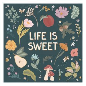 September Sweetness II Dark by Laura Marshall
