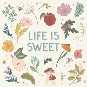 September Sweetness II by Laura Marshall
