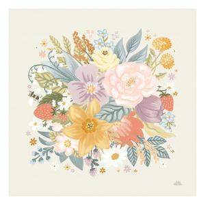 Spring Garden VI by Laura Marshall