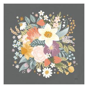 Spring Garden VII by Laura Marshall