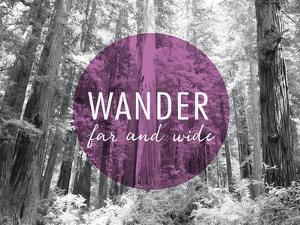 Wander Far and Wide v2 by Laura Marshall