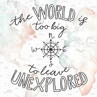 World Traveler II by Laura Marshall