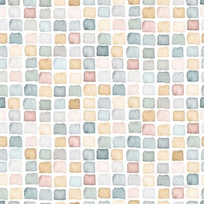 World Traveler Pattern IV by Laura Marshall