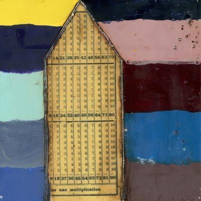 Number House by Laura Van Horne