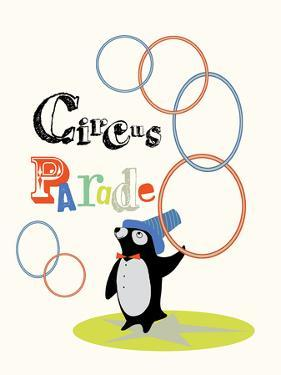 Circus Parade I by Laure Girardin-Vissian
