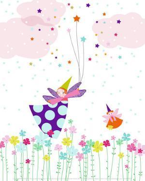 Flying Fairy by Laure Girardin-Vissian