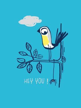 Hey You! by Laure Girardin-Vissian
