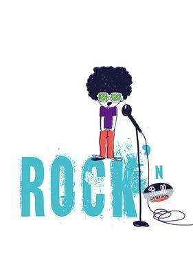 Rock and Roll by Laure Girardin-Vissian
