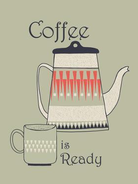 Tea and Coffee I by Laure Girardin-Vissian