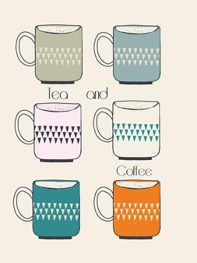 Tea and Coffee IV by Laure Girardin-Vissian