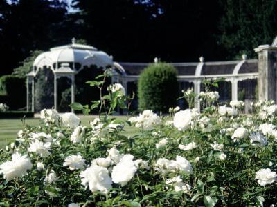 Waddesdon Manor Garden, England