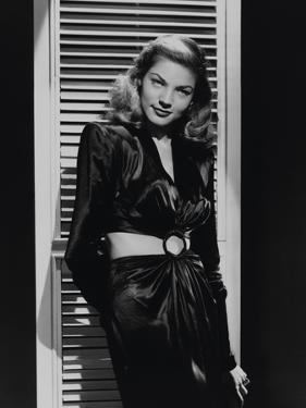 "Lauren Bacall ""To Have And Have Not"" 1944 Directed by Howard Hawks"