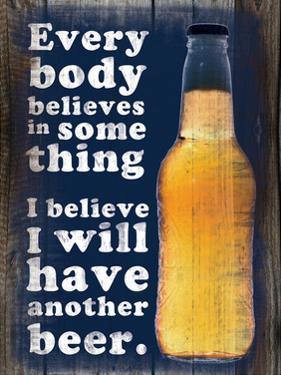 Another Beer by Lauren Gibbons