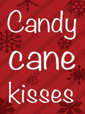 Candy Cane Banner by Lauren Gibbons