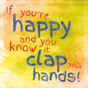 Clap Your Hands 1 by Lauren Gibbons