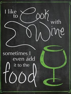 Cook with Wine by Lauren Gibbons