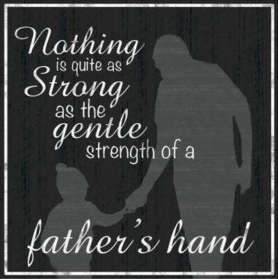 Father Hand by Lauren Gibbons