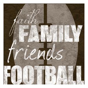 Football Friends by Lauren Gibbons