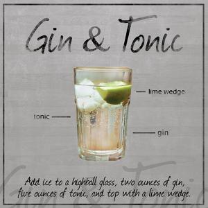 Gin Tonic by Lauren Gibbons