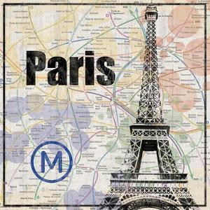 Paris Train by Lauren Gibbons