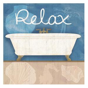 Relaxing Bath by Lauren Gibbons