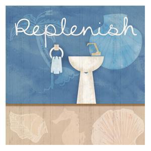 Replenish Sink by Lauren Gibbons