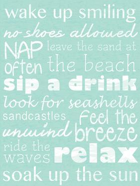 Sand Rules by Lauren Gibbons