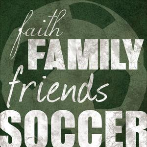 Soccer Friends by Lauren Gibbons