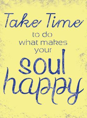 Soul Happy by Lauren Gibbons