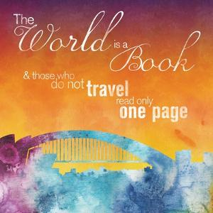 The World is A Book by Lauren Gibbons
