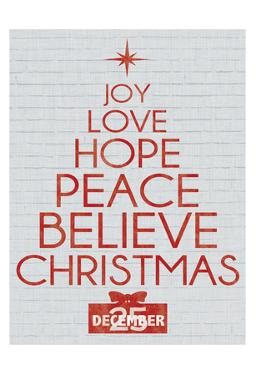 Tree Christmas by Lauren Gibbons