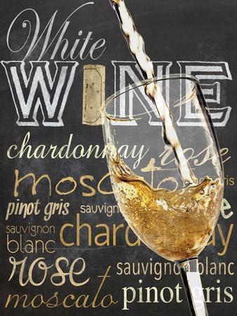 Wine Glass White