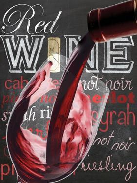 Wine Glass by Lauren Gibbons